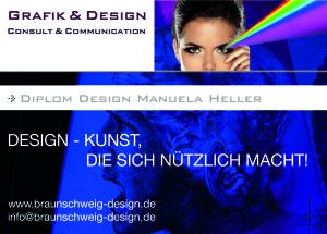 Sie suchen Werbung, Grafik, Desgin, Marketing in Brauschweig, im Braunschweiger Land. Dann ist diese Werbeagentur für Sie die Richtige.